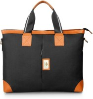 View The Clownfish 14 inch Laptop Messenger Bag(Black) Laptop Accessories Price Online(The Clownfish)
