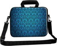 Theskinmantra 15 inch Laptop Messenger Bag(Multicolor)