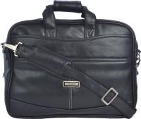 View Aerollit 15 inch Laptop Messenger Bag(Black) Laptop Accessories Price Online(Aerollit)