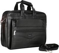 View Easies 17 inch Laptop Messenger Bag(Black) Laptop Accessories Price Online(Easies)