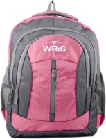 View WRIG 14 inch Laptop Backpack(Pink)  Price Online