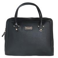 Oriflame 17 inch Laptop Tote Bag(Black)
