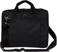 View Clubb 17 inch Laptop Messenger Bag(Black) Laptop Accessories Price Online(Clubb)