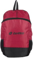 View Lotto 19 inch Laptop Backpack(Red) Laptop Accessories Price Online(Lotto)