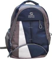 View SData Plus Plus 15 inch Laptop Backpack(Blue, Grey, White) Laptop Accessories Price Online(SData Plus Plus)