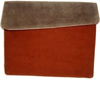 View Bonjour Store 13 inch Sleeve/Slip Case(Brown) Laptop Accessories Price Online(Bonjour Store)