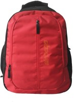 View Airbags 15.6 inch Laptop Backpack(Black, Red) Laptop Accessories Price Online(Airbags)