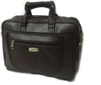 View Apnav 11 inch, 12 inch, 13 inch, 14 inch, 15 inch, 15.6 inch Expandable Laptop Messenger Bag(Brown) Laptop Accessories Price Online(Apnav)