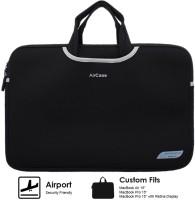 View Airplus 15 inch Sleeve/Slip Case(Black) Laptop Accessories Price Online(AirPlus)