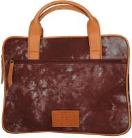 The Maker 12 inch Laptop Messenger Bag(Brown)