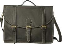 View Romari 16 inch Laptop Messenger Bag(Black) Laptop Accessories Price Online(Romari)