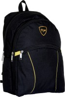 View Tryo 15 inch Laptop Backpack(Black, Yellow) Laptop Accessories Price Online(Tryo)