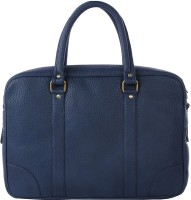 View Creative India Exports 13 inch Laptop Messenger Bag(Blue) Laptop Accessories Price Online(Creative India Exports)