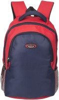 View Cosmus 15.6 inch Laptop Backpack(Red, Blue) Laptop Accessories Price Online(Cosmus)