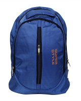 View Petrox 15.6 inch Laptop Backpack(Blue) Laptop Accessories Price Online(Petrox)