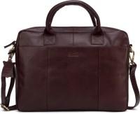 View U+N 15 inch Laptop Messenger Bag(Brown) Laptop Accessories Price Online(U+N)