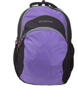 View Zero Gravity 15 inch Laptop Backpack(Purple) Laptop Accessories Price Online(Zero Gravity)