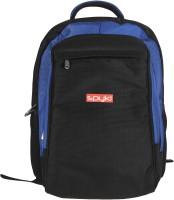 View Spyki 18 inch Laptop Backpack(Blue, Black) Laptop Accessories Price Online(Spyki)