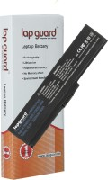 Lapguard Toshiba Satellite C650 Replacement 6 Cell Laptop Battery