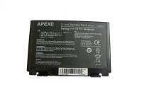 View Apexe Asus A32-F82 6 Cell Laptop Battery Laptop Accessories Price Online(Apexe)