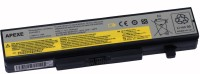 Apexe Compatible with Lenovo Y480 Y580 6 Cell Laptop Battery