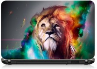 View VI Collections MARIJONA LION PRINTED VINYL Laptop Decal 15.5 Laptop Accessories Price Online(VI Collections)