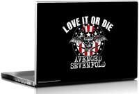 View Bravado Avenged SevenFold Love It or Die Vinyl Laptop Decal 15.6 Laptop Accessories Price Online(Bravado)