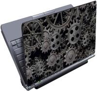 Finest Gear Black Vinyl Laptop Decal 15.6