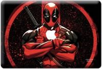 Macmerise Deadpool Stance - Skin for Macbook Air 13