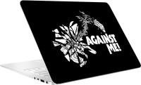 View AV Styles Against Me Laptop Skin by AV Styles Vinyl Laptop Decal 15.6 Laptop Accessories Price Online(AV Styles)