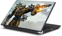Artifa Bumblebee in Transformers 4 Age of Extinction Vinyl Laptop Decal 15.6
