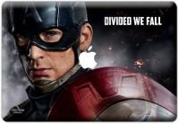 Macmerise Divided we Fall - Skin for Macbook Pro Retina 13