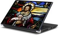 Artifa Juses Christ Vinyl Laptop Decal 15.6