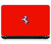 Box 18 Ferrari Vinyl Laptop Decal 15.6