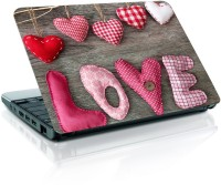 Shopmania Canvas Love Vinyl Laptop Decal 15.6