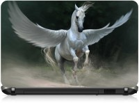 View Ng Stunners Pegasus Horse Vinyl Laptop Decal 15.6 Laptop Accessories Price Online(Ng Stunners)