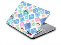 View Orkize STR192W Vinyl Laptop Decal 15.6 Laptop Accessories Price Online(Orkize)