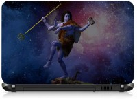 View VI Collections Lord Nataraj PRINTED VINYL Laptop Decal 15.6 Laptop Accessories Price Online(VI Collections)