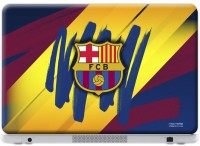 View Macmerise FCB Colour Strokes - Skin for Asus S400 Vinyl Laptop Decal 14 Laptop Accessories Price Online(Macmerise)