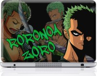 View ComicSense LSKIN_ZORO Vinyl Laptop Decal 15.6 Laptop Accessories Price Online(ComicSense)