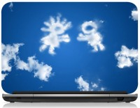 View Ng Stunners Clouds Meet Vinyl Laptop Decal 15.6 Laptop Accessories Price Online(Ng Stunners)