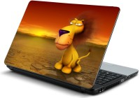 View Psycho Art 3D Art Lion Vinyl Laptop Decal 15.6 Laptop Accessories Price Online(Psycho Art)