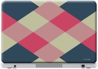 View Macmerise Criss Cross Tealpink - Skin for Lenovo Ideapad Yoga 13 Vinyl Laptop Decal 13.3 Laptop Accessories Price Online(Macmerise)