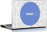 View Seven Rays Ideas Inside Vinyl Laptop Decal 15.6 Laptop Accessories Price Online(Seven Rays)