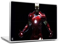 View Print Shapes Iron Man in action Vinyl Laptop Decal 15.6 Laptop Accessories Price Online(Print Shapes)