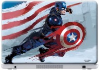 Macmerise Captain Strokes - Skin for HP G4 Vinyl Laptop Decal 14