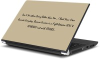 View ezyPRNT Beat your own Records (15 to 15.6 inch) Vinyl Laptop Decal 15 Laptop Accessories Price Online(ezyPRNT)