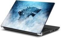 View Dadlace winter is coming Blue Stark Vinyl Laptop Decal 13.3 Laptop Accessories Price Online(Dadlace)