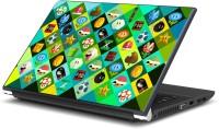 Artifa Video Games Design Vinyl Laptop Decal 15.6