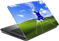 View meSleep Nature LS-84-017 Vinyl Laptop Decal 15.6 Laptop Accessories Price Online(meSleep)